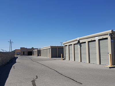 Montana Ave Self Storage | Mini Storage in  Las Cruces, New Mexico
